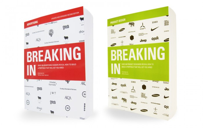BREAKING IN book series